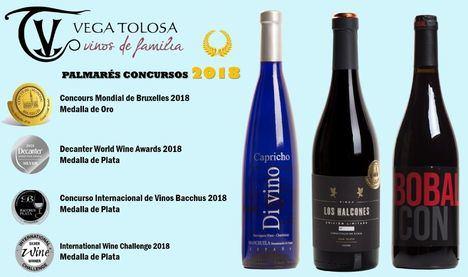 Vega Tolosa, vinos referentes de calidad en el panorama internacional