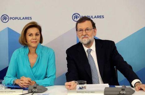 Mariano Rajoy anuncia que se marcha y convoca Congreso: 'Es lo mejor para el PP, para mí y para España
