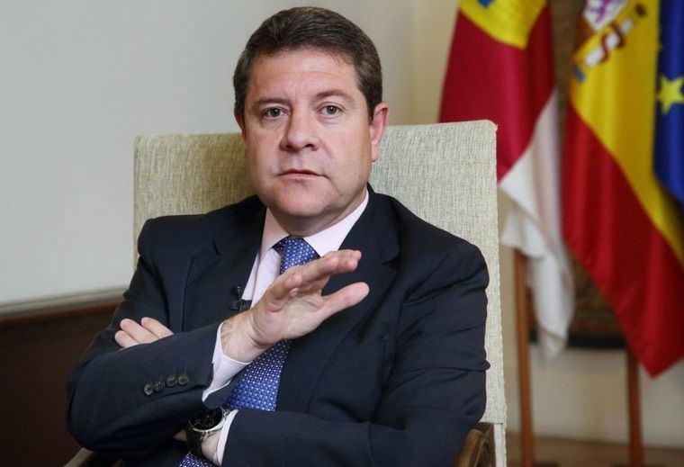 El presidente García-Page cree que el nuevo Gobierno de España nace centrado en la realidad política y las posibilidades sociales