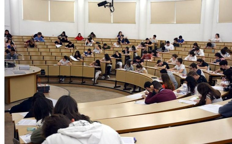El 94,06 por ciento de los alumnos ha aprobado la EvAU en el distrito universitario de Castilla-La Mancha
