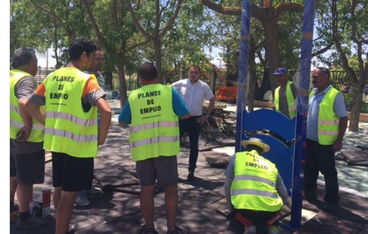 El Ayuntamiento de Albacete, ha dado ha conocer los proyectos del Plan de Empleo