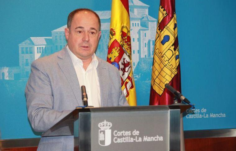 """Emilio Sáez; """"Con García-Page, el sector agrario y ganadero de Castilla-La Mancha está mucho más fuerte que en la anterior legislatura"""""""
