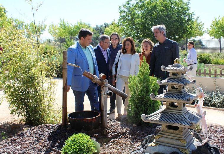 El Jardín Botánico de Albacete, inaugura un espacio con jardines de Europa, África, Asia y América