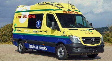 Fallece un hombre de 80 años, tras la salida de vía de su vehículo en Elche de la Sierra (Albacete)