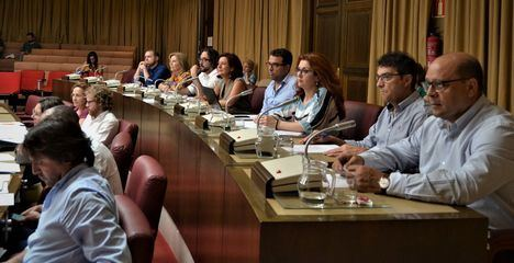Aprobadas las mociones del PSOE para poner en marcha el programa mujer y deporte y que Albacete se sume al Año Europeo del Patrimonio Cultural