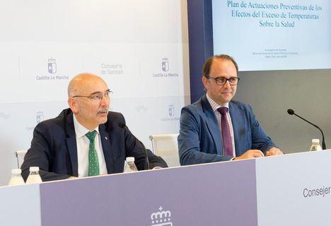 Castilla-La Mancha mantiene abierta en verano toda la red de camas con una intensa actividad en los Hospitales