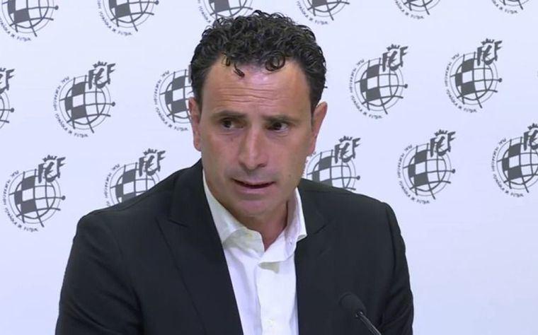 José Francisco Molina, que fuera portero del Albacete, nuevo Director Deportivo de la Federación