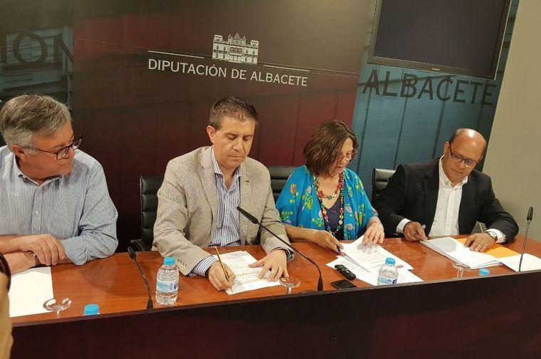 Luz verde para la aprobación de los Presupuestos 2018 de Diputación gracias al acuerdo entre PSOE y Ganemos-IU