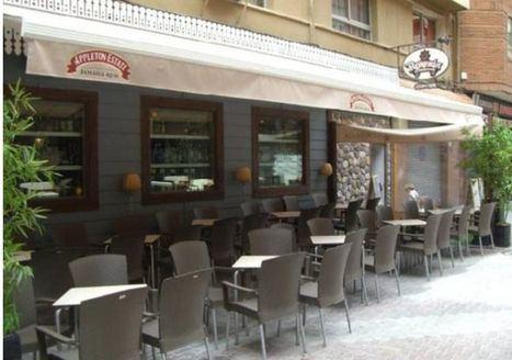 La Policía Local de Albacete lleva a cabo controles en las terrazas de los establecimientos de la ciudad