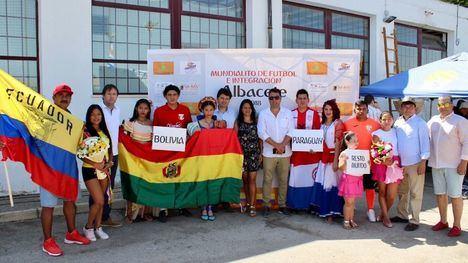 El Ayuntamiento Albacete cree que el Mundialito de Fútbol e Integración 'estrechará lazos' entre comunidades extranjeras