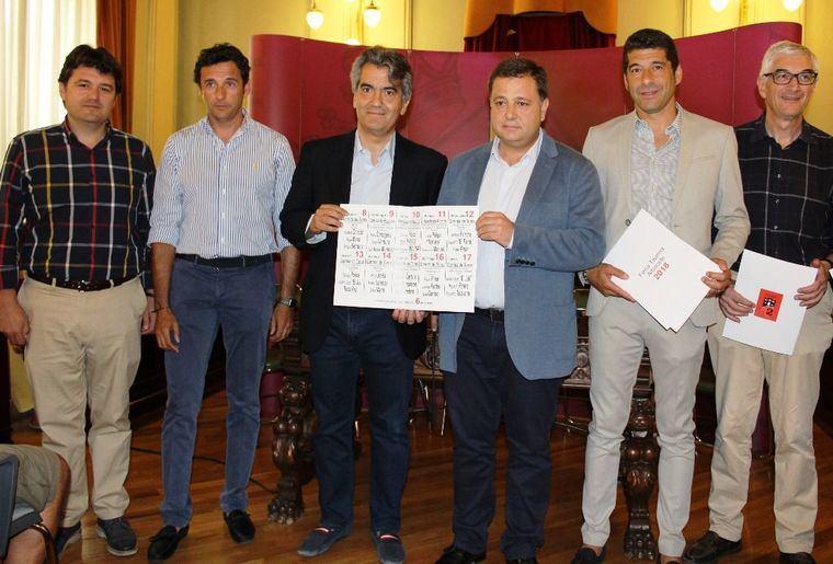 """Manuel Serrano asegura que la Feria Taurina de Albacete 2018 es """"una gran feria"""" con """"el cartel de una feria grande"""" que """"no va a defraudar"""""""