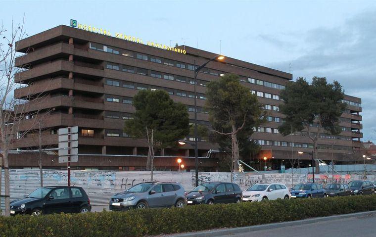 Herido por arma blanca un hombre de 49 años en una calle de Chinchilla (Albacete)