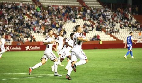 El Albacete suma un punto de penalti ante el Déportivo de La Coruña en un buen partido
