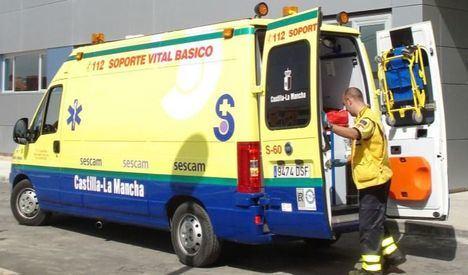 El accidente de Hellín (Albacete) se salda con tres heridos graves, uno de ellos una niña de 9 años