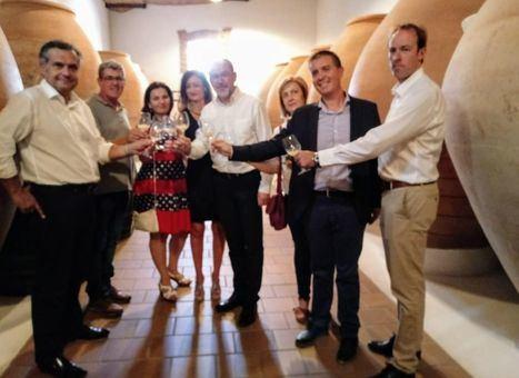 Santiago Cabañero subraya la importancia del sector agroalimentario de la provincia de Albacete