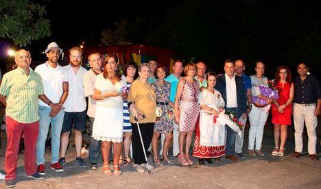 """El alcalde felicita a los vecinos de 'Cañicas-Imaginalia' por el """"fuerte, moderno y dinámico"""" movimiento vecinal que existe en este barrio"""