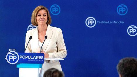 El PP de Castilla-La Mancha convoca un congreso extraordinario el día 7 para elegir al sucesor de Cospedal