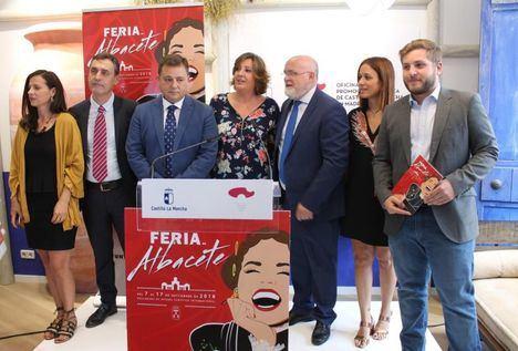 El Gobierno regional contará por tercer año consecutivo con un stand con carácter informativo y abierto al público durante la Feria de Albacete 2018