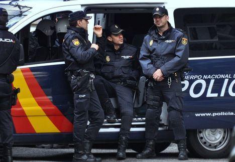 El dispositivo de la Feria de Albacete se amplía con 38 agentes de Sevilla de la Unidad de Intervención Policial