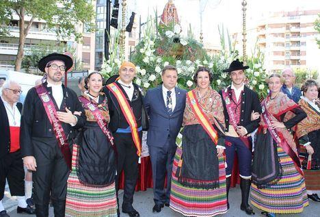 """El alcalde afirma que la cabalgata de la Feria de Albacete 2018 es una """"eclosión popular"""" que transmite un """"sentimiento colectivo de ciudad"""""""