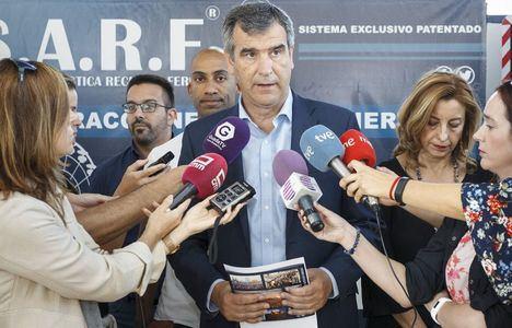 Román, alcalde de Talavera, (PP), sobre la sucesión de Cospedal, no cree que