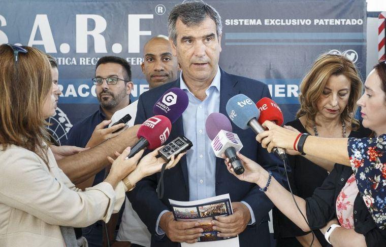 Román, alcalde de Talavera, (PP), sobre la sucesión de Cospedal, no cree que 'cuatro presidentes provinciales deban decidir por todos'