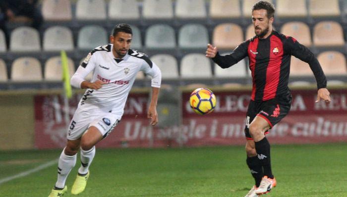 1-2: Segunda victoria del Albacete contra un Reus que lo intentó hasta el final