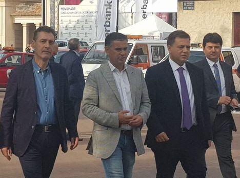 La Feria de Albacete, 'más segura que el pasado año', registra ya 1,7 millones de visitantes, según el alcalde
