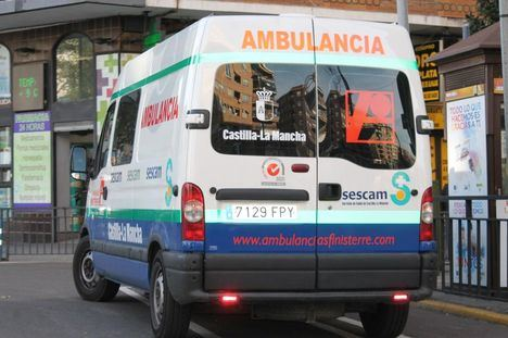 Trabajadores de ambulancias de Castilla-La Mancha se manifestarán el próximo jueves en Toledo para reclamar un servicio de calidad