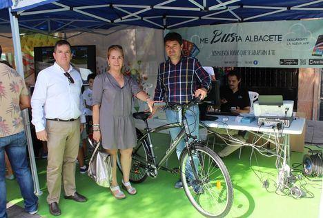 """Albacete celebra la """"Semana de la Movilidad"""" con múltiples actividades para concienciar a los vecinos de los beneficios de sustituir el coche por caminar, la bicicleta o el autobús urbano"""