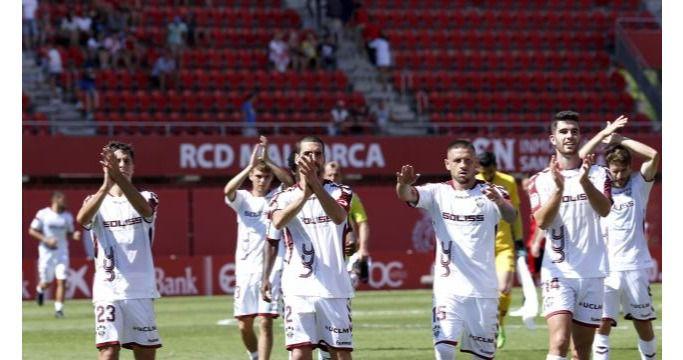 El Albacete gana 1-3 en Mallorca