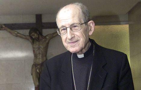 Vallecas recuerda al obispo albaceteño Alberto Iniesta dando nombre a unos jardines a petición de la ciudadanía