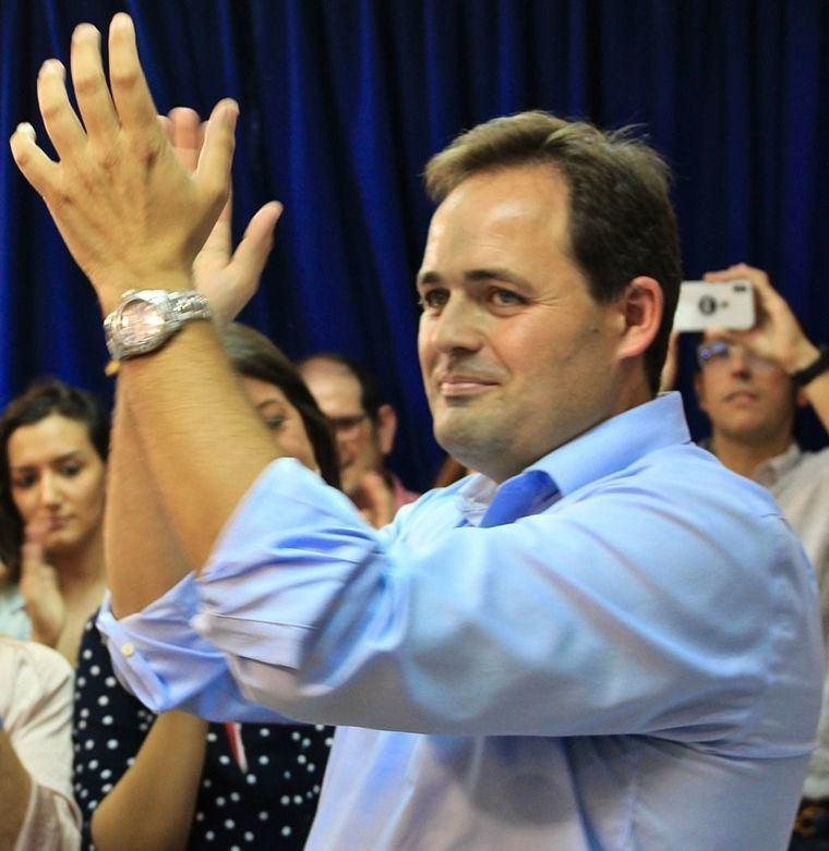 Francisco Núñez, se ha convertido este jueves en el único candidato a liderar el PP a nivel regional y suceder a María Dolores de Cospedal