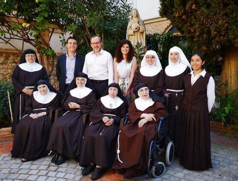 La Diputación de Albacete colaborará en el arreglo del convento de las Clarisas, en Villarrobledo, cuya estructura quedó dañada por dos terremotos el pasado noviembre