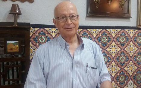 Fallece en Hellín de manera inesperada el recientemente reelegido presidente de la Asociación de Cofradías, Francisco Juárez