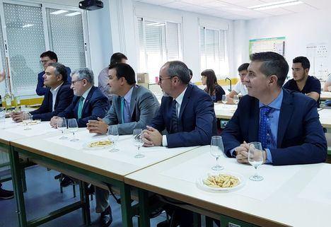 El presidente de la Diputación aplaude que Villarrobledo siga recuperando recursos públicos para la ciudadanía