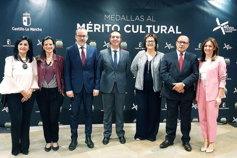 """Cabañero: """"Proteger la Cultura es el pilar desde el que construir ciudadanos y ciudadanas más libres, iguales y responsables, y una sociedad más avanzada"""""""