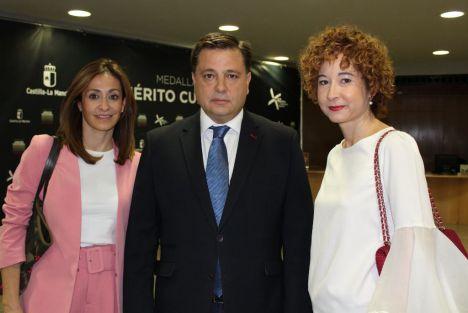 """El alcalde afirma que es un """"orgullo"""" vivir en una ciudad como Albacete donde """"la cultura es una seña de identidad"""" en manos de profesionales"""