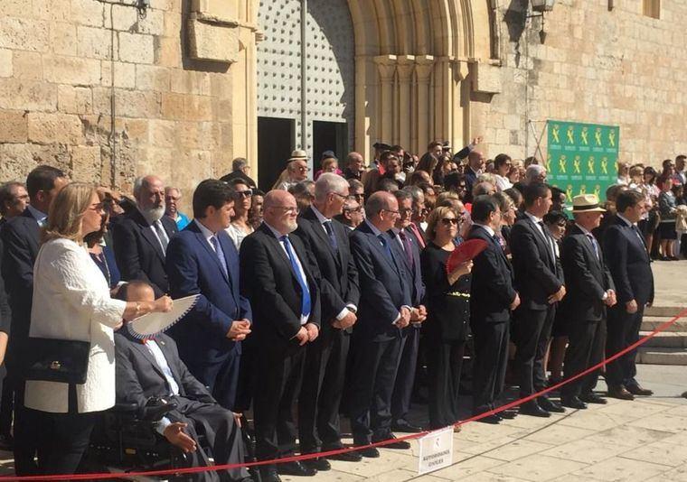 """Ruiz Santos reconoce en Albacete la contribución de la Guardia Civil como """"garante"""" de la libertad y la seguridad de la ciudadanía"""