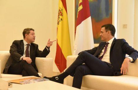 """Fernando Mora: """"La reunión Page-Sánchez ha sido muy positiva para Castilla-La Mancha"""""""