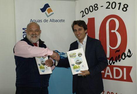 """Aguas de Albacete colabora con ASFADI en la Carrera Contra la Diabetes este sábado en el """"Parque Lineal"""""""