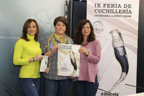La feria cuchillera 'Knife Show' de Albacete arranca este viernes con concursos, 'master class' y 27 expositores