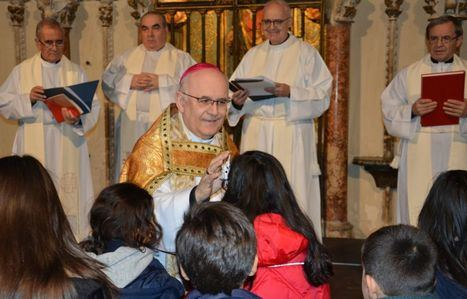 La Archidiócesis de Toledo despedirá al nuevo obispo de Albacete, Don Ángel Fernández con una Eucaristía en la Catedral Primada