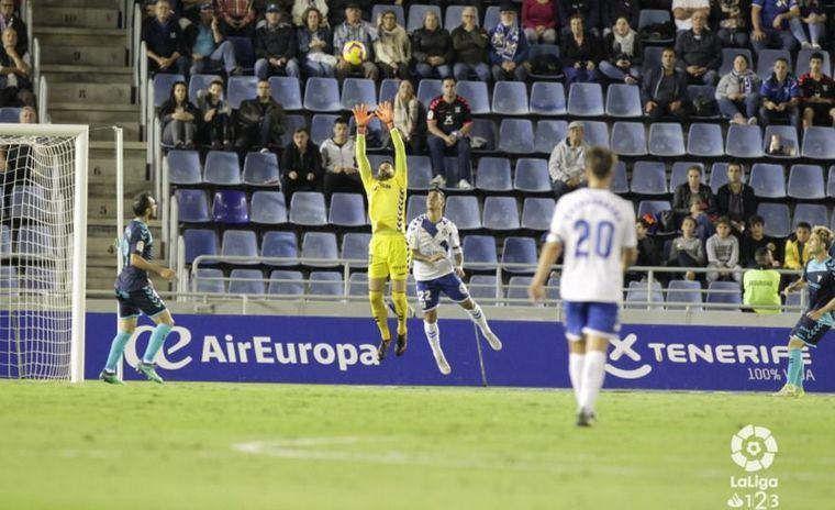 0-0. El Albacete suma un valioso punto en Tenerife pese a una mala segunda parte