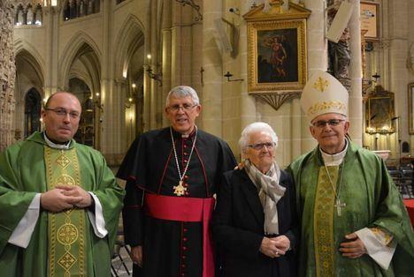 Misa de despedida de Monseñor Don Ángel Fernández Collado en Toledo