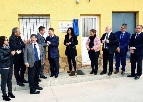 Santiago Cabañero pone en valor la puesta en marcha en la provincia de dos nuevas depuradoras que estaban paralizadas
