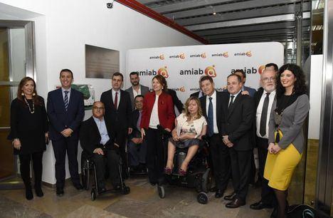 Amiab entrega sus 'Premios Inclusión' a El Digital de Albacete, Textil Mora o Fundación Atresmedia, entre otros