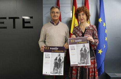 El Museo Municipal de Albacete acoge desde este viernes una exposición de indumentaria antigua