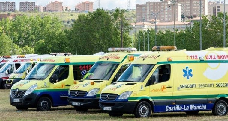 UGT hará asambleas este miércoles por 'impago' de nóminas en transporte sanitario en Albacete, Ciudad Real y Guadalajara