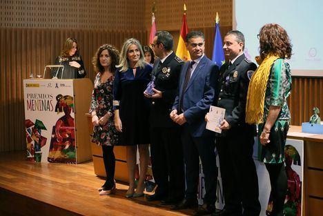 Entregados los Premios Meninas 2018 en reconocimiento al trabajo para erradicar la violencia de género